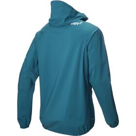 inov-8 AT/C Running Jacket Men blue/teal